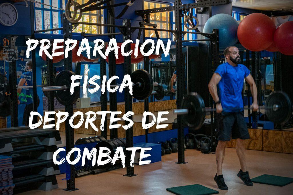 artes marciales preparación física